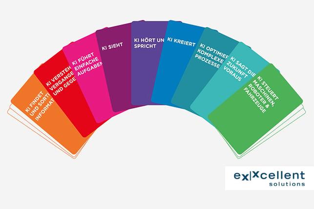 AI Design Sprint TM AI-Cards eXXcellent solutions