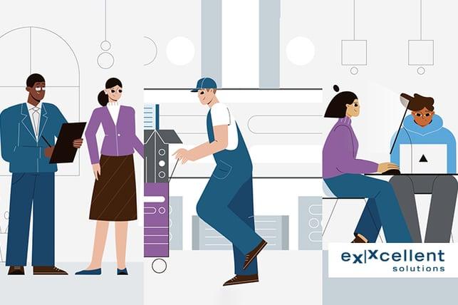 AI Design Sprint TM Ablauf eXXcellent solutions