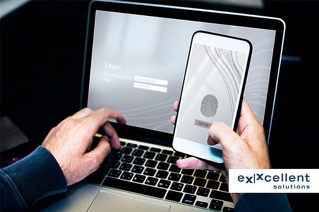 Mehrfaktorauthentifizierung Biometric