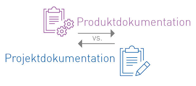 Produktdokumentation-vs-Projektdokumentation