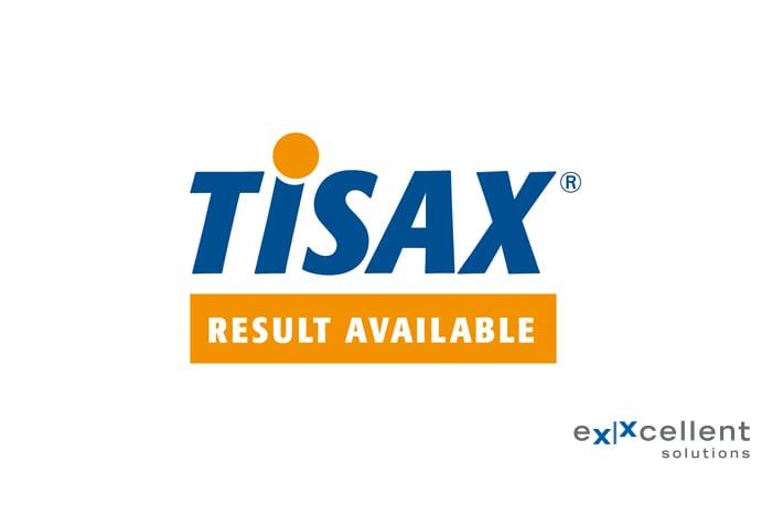 eXXcellent solutions erhält das TISAX®-Label