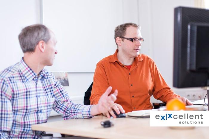 Agile Softwareprojekte und Innovation: Gilden bei eXXcellent solutions