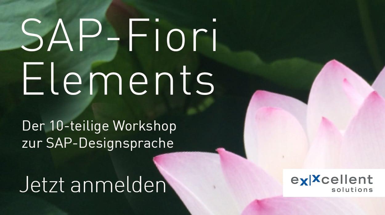 SAP-Fiori-Elements-Workshop-2020