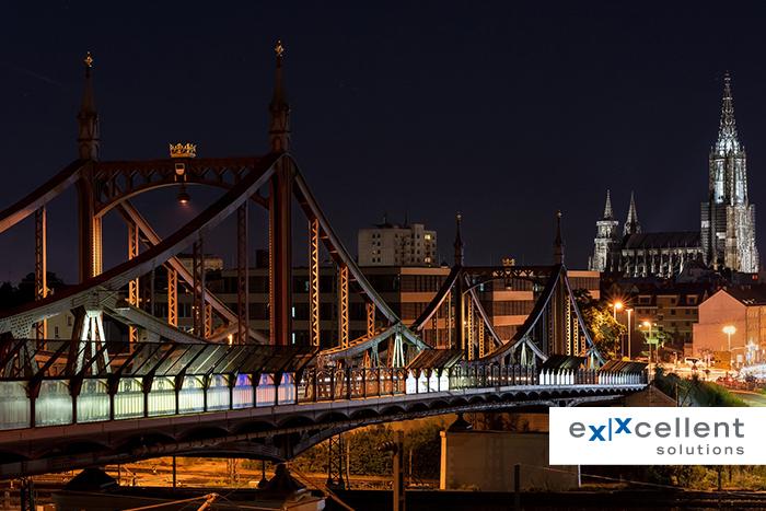 Smart City - die Entwicklung und Nutzung digitaler Technologien in fast allen Bereichen auf kommunaler Ebene.