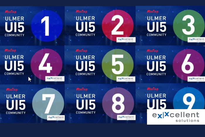 SAP-UI5-Meetup-exxcellent-solutions