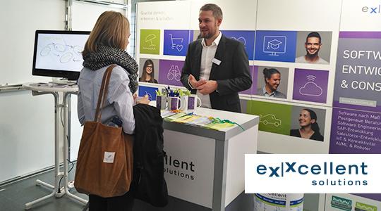 eXXcellent solutions Bildarchiv Messe 2019